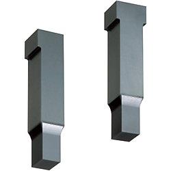 ブロックパンチ(厚板打ち抜き用) -フランジ厚10mmタイプ・コーティングTiCN処理-