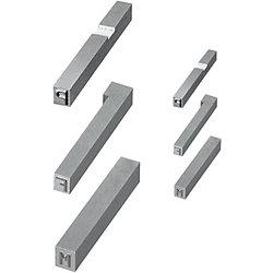 刻印ブロックパンチ -1文字タイプ-