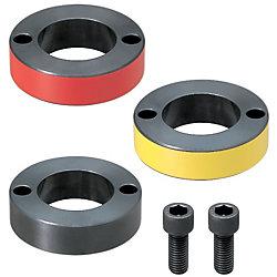 ストロークエンドブロック 圧入ポスト用・外径幅広タイプ