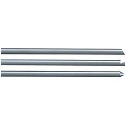 先端加工ストレートエジェクタピン -ダイス鋼SKD61+窒化処理/全長指定タイプ-