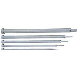 1段センターピン -ハイス鋼SKH51/軸径(D)固定/軸径公差0_-0.005タイプ-