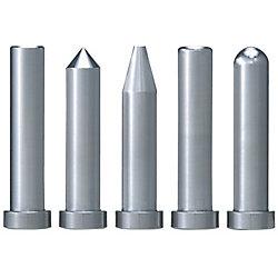 先端加工ストレートコアピン -軸径(P)0.01mm指定タイプ-
