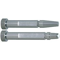 ガス抜き1段コアピン -軸径(P)指定タイプ-