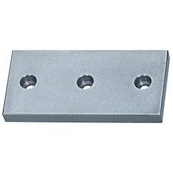 スライド調整プレート -スタンダードタイプ(油溝なし・油溝付・無給油銅合金)-