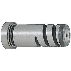 螺旋溝付精級ガイドピン -ヘッド付/圧入部長さ指定タイプ,圧入部径・長さ指定タイプ-