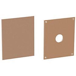 断熱板 -高強度グレード/寸法固定・寸法指定・穴加工タイプ-