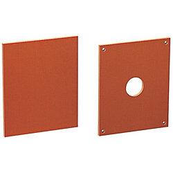 断熱板 -布ベークグレード/寸法固定・寸法指定・穴加工タイプ-