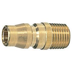 冷却水配管用ハイカプラ -プラグ-(六角穴付タイプ/50本・100本入り)