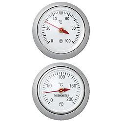 磁石付簡易温度計