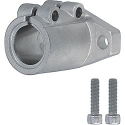 導桿架 法蘭型 (鑄造品) 開縫・導引部長型