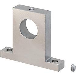 導桿架 T型(機械加工品) 止迴螺絲型