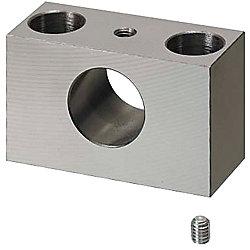 導桿架 精巧型(機械加工品) 止迴螺絲・壁厚型