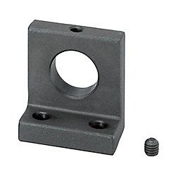 導桿架 -L型(精密鑄造品) 止迴螺絲型-
