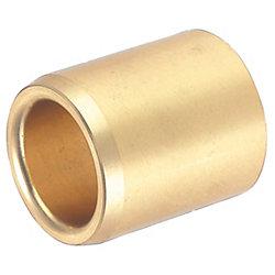無給油ブシュ青銅ストレート内径F7外径m6/内径E7外径r6タイプ