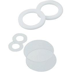 Rondelles en résine extra fines-POM/polycarbonate/Résine fluorée/épaisseur 1 mm de MISUMI ...