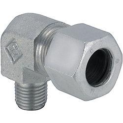 油圧配管用くい込み継手 エルボニップル