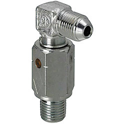 油圧用首振り継手 エルボタイプ