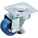 Casters with Adjustment Pads/Large Diameter Wheel