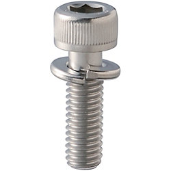 Socket Head Cap Screws/with Spring Washer