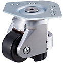 Antivibration Casters for Aluminum Extrusions