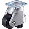 Casters with Leveling Mounts - Antivibration Heavy Load Type CLDK