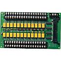 TTLデジタルI/Oカード用 ドータボード
