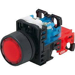 Illuminated Pushbutton Switch Mounting Hole φ22