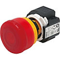 Illuminated Emergency Stop Switch Mounting Hole φ16, φ22, φ30