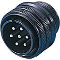 CE05・JL04V 欧州規格・防水 コンジット取付プラグ(ネジ式)