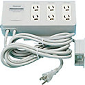 Extension Cord Parts - 6-Ports (Box Model, 15 A, 125 V)