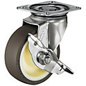 Stainless Casters 320S / 315S Wheel Diameter 50-75 mm