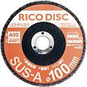 Rico Disc φ100 Arundum Abrasive Grain 99-SUSA
