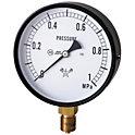 汎用圧力計(A枠立型・φ75)