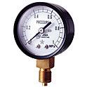 小型圧力計(A枠立型・φ50)
