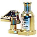 低床型レバー回転油圧ジャッキ(クリーンルーム仕様)