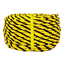 Caution Rope (3-Strand Type)