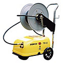 高圧洗浄機 冷水タイプ 吐出圧力(Mpa) 6.4/5.9(50HZ/60Hz)
