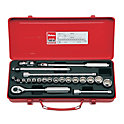 Socket Wrench Set (Drive 9.5 mm)