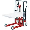 カンガルリフター 足踏み油圧式・テーブル型