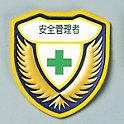 """Welder Emblem, """"Safety Administrator"""""""