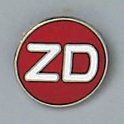 "Badge ""ZD"""