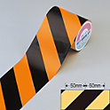 Fluorescent Striped Tape