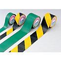 ラインテープ 緑・黄/黒