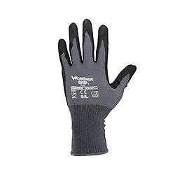 通用磨砂丁腈涂層作業手套【防滑】