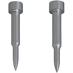 Pilot Punches for Fixing to Stripper Plates Tip R and Taper Combined type, Minus Head tolerance, Normal, Lapping, TiCN Coating, HW Coating