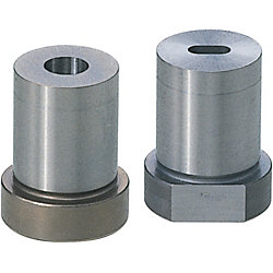 Scrap Retention Angular Button Dies -Headed Type-