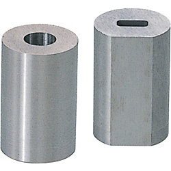 Scrap Retention Angular Button Dies -Straight Type-