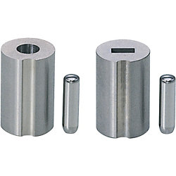 Button Dies -Dowel Slot Type-