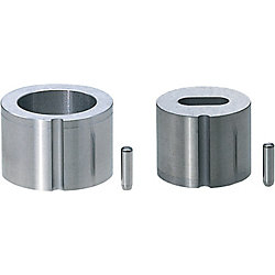 Button Dies for Flame Hardening -Dowel Slot Type-