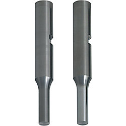 PRECISION Carbide Punches with Key Grooves  Normal, Lapping